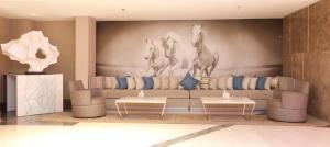O lounge ou bar de Grand Plaza Gulf Hotel - Riyadh