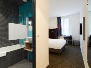 A room at Kyriad Marseille Blancarde - Timone