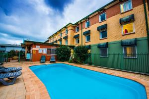 The swimming pool at or near ibis Budget Coffs Harbour
