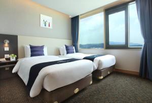 Hébergement de l'établissement Hotel Skypark Kingstown Dongdaemun