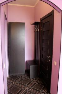 Телевизор и/или развлекательный центр в Inn Usad'ba Ust'-Boyarskoe