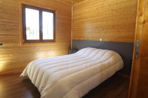 A room at Douro Camping