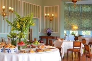 Um restaurante ou outro lugar para comer em Pousada de Viana do Castelo