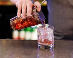 Bebidas em Southernhay House Hotel