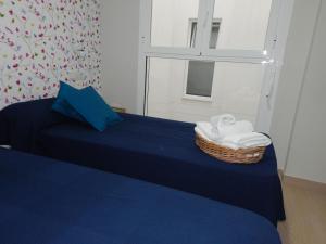A room at Apartamentos La Rosita