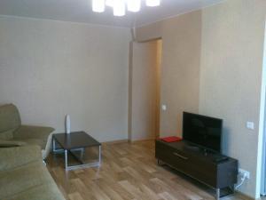Телевизор и/или развлекательный центр в Квартира на Кирова 8