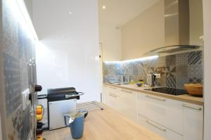 A kitchen or kitchenette at Nota Bene