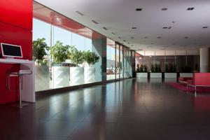 El vestíbulo o zona de recepción de Civis Luz Castellón 4*S