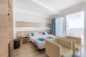 A room at Hotel Gracia