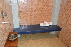 Ванная комната в Hotel Il Principe