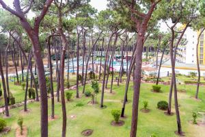 Сад в AluaSun Marbella Park