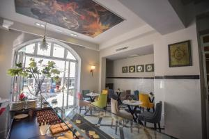 A restaurant or other place to eat at Amadria Park Hotel Agava