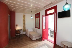 A room at Messini Pension