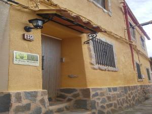 Fachada o entrada de Casa Rural Valle del Cabriel