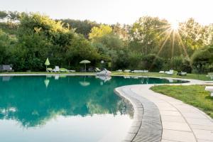 A piscina em ou perto de Quinta Do Crestelo Aparthotel