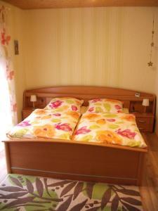 Ein Zimmer in der Unterkunft Fewo Benedikta