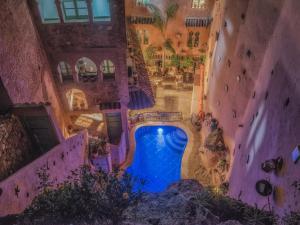 Vista de la piscina de Riad Cherifa o alrededores