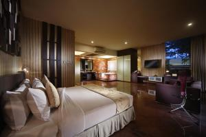 Hébergement de l'établissement FM7 Resort Hotel - Jakarta Airport