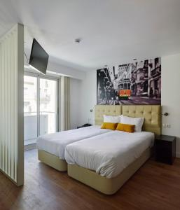 A room at Lisbon City Apartments & Suites by City Hotels