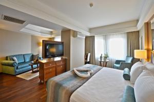 غرفة في فندق ماريغولد ثيرمال آند سبا بورصة