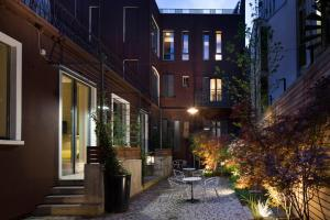 A porch or other outdoor area at Concoct Milano