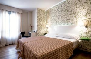 A room at Hotel Plaza Santa Lucía