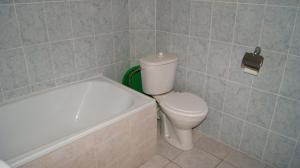 Ванная комната в База Отдыха Солнечный Берег