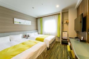 A room at Hotel Sardonyx Ueno