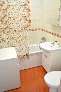 Ванная комната в Апартаменты на Тургенева 10г