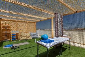 Spa och/eller andra wellnessfaciliteter på Stay Hostel Rhodes