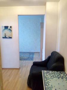 Гостиная зона в Apartments at Krasniy Prospekt 2