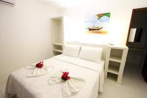 A room at Pousada Recanto da Praia