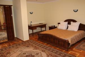 A room at Yubileinaia