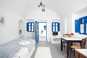 A room at Aghios Artemios Traditional Houses