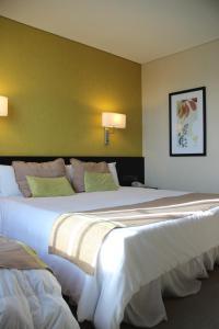 A room at Rivera Casino & Resort