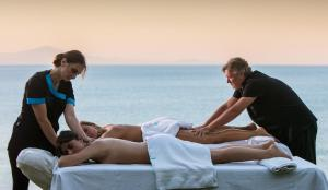 Spa and/or other wellness facilities at Hotel Onda Verde