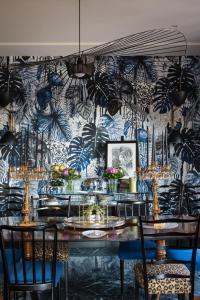 Ristorante o altro punto ristoro di Velona's Jungle Luxury Suites