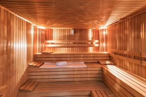 Spa and/or other wellness facilities at Zagreb Hotel