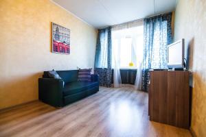 Гостиная зона в Oktjabrski Prospect 7