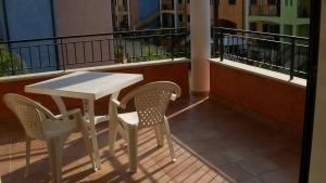 Patio o area all'aperto di Case Vacanza Villaggio Riva Azzurra