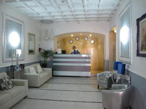The lobby or reception area at Hotel d'Este