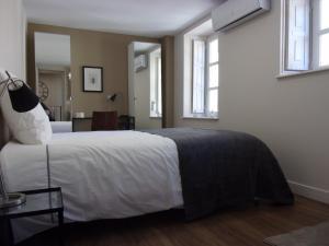Un ou plusieurs lits dans un hébergement de l'établissement Le Clos Caché