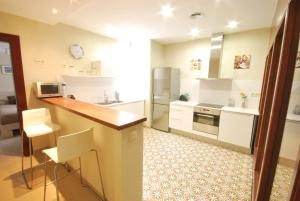 A kitchen or kitchenette at Casp SDB