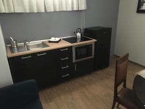 Cucina o angolo cottura di Caracalla Room Rental