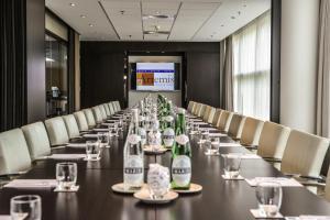 Het zakengedeelte en/of de vergaderruimte van Dutch Design Hotel Artemis