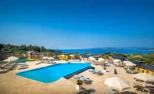 The swimming pool at or near Krk Premium Camping Resort by Valamar