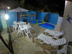 The swimming pool at or near Pousada La Puerta Del Sol