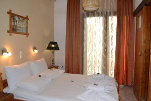 A room at Aiolos House
