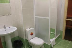 Ванная комната в Мотель Союз