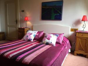 A room at B&B La Nichardière charme et Spa